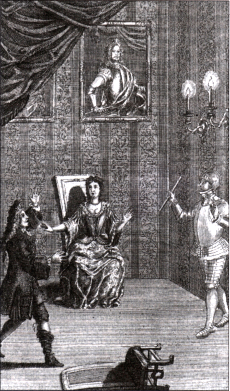 the internal struggle of claudius in hamlet a play by william shakespeare An inherent tension between confrontation and resolution is revealed through characterisation in shakespeare's hamlet in your response make detailed reference to the play as a whole william shakespeare's hamlet , 1603, is a revenge tragedy that demonstrates an inherent tension.